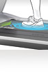 Precor Treadmill INTEGRATED FOOTPLANT Info sheet