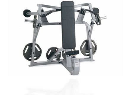 Our Icarian Strength Line features a complete range of plate-loaded equipment distinguished by attention to biomechanics, comfortable touch points, and easy-to-use adjustments.