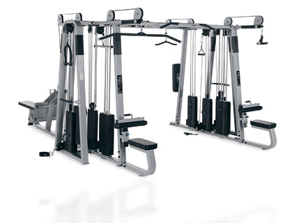  Our Icarian Strength Line features a complete range of multi-station and modular strength equipment distinguished by attention to biomechanics, comfortable touch points, and easy-to-use adjustments.
