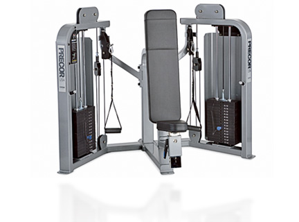 Precor is one of the worlds largest commercial gym fitness equipment suppliers.  Our professional Icarian strength machines are chosen by thousands of health clubs in over 90 countries.