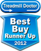 Best Buy Treadmill Award