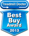 Best Buy Award Winner - Precor 5.31 Crosstrainer