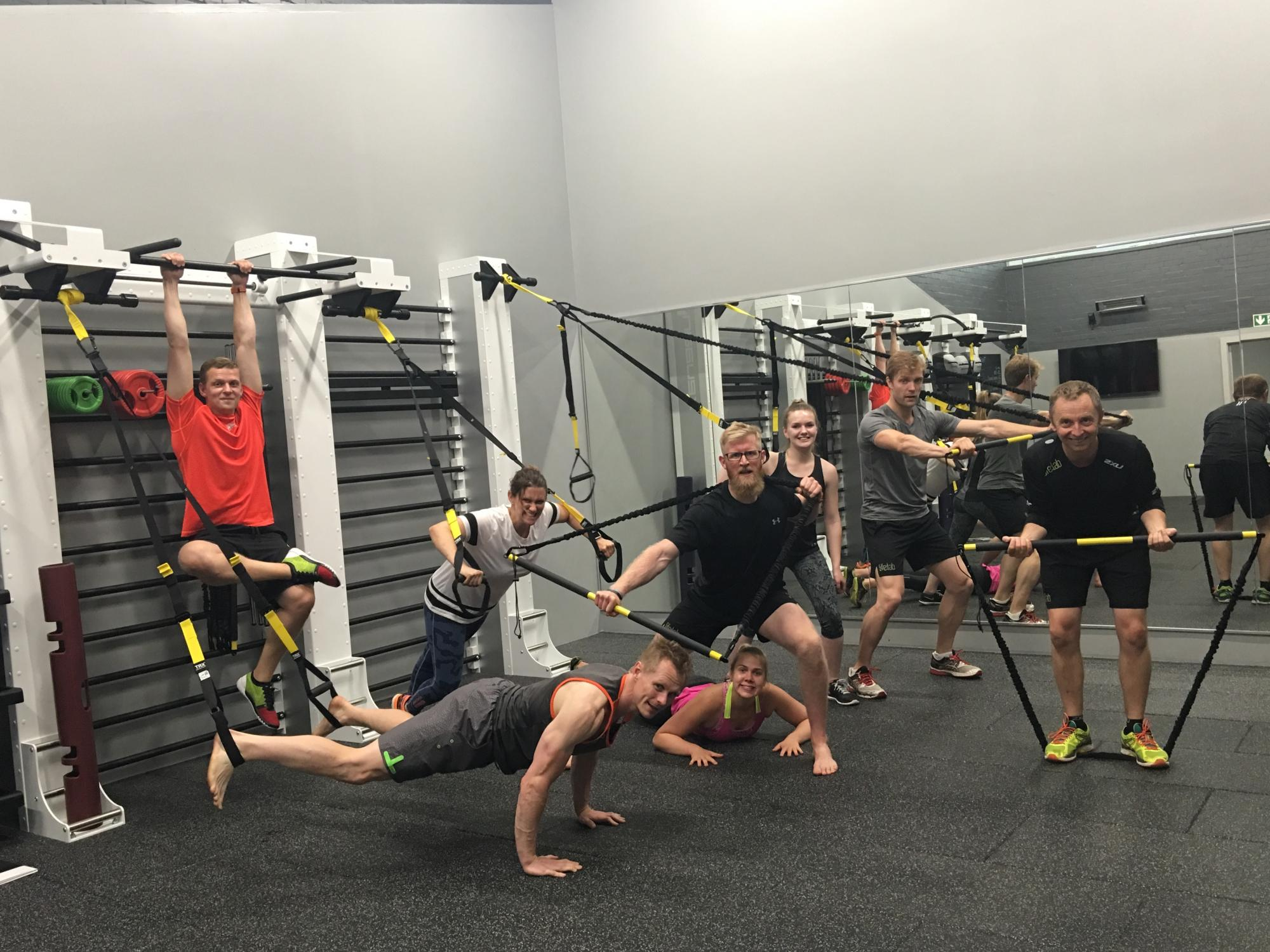 Functional Training Solutions Precor Fitness On Pinterest Workout Circuit Workouts And Strength Of Clubs Installing Queenax As Members Are Looking To Attend Group Exercise Classes With High Quality Instructors