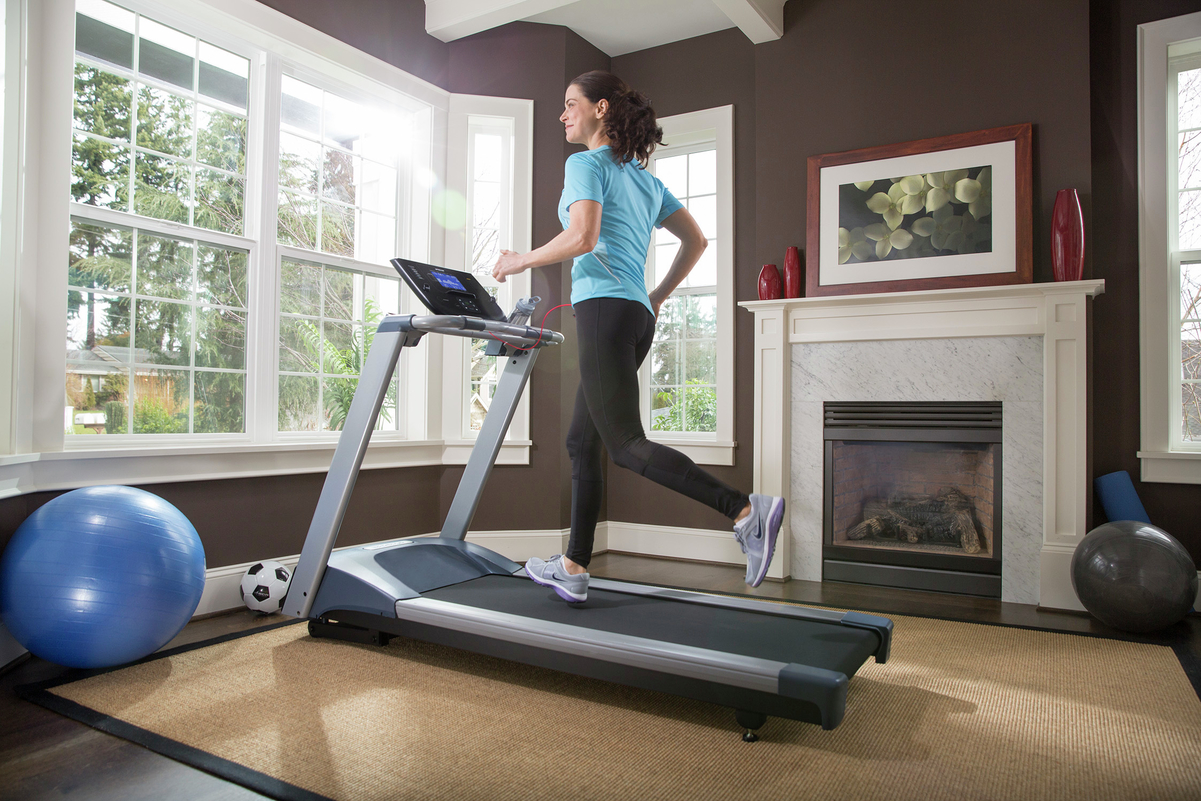 Image result for using treadmill