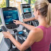 Precor Exerciser Activity