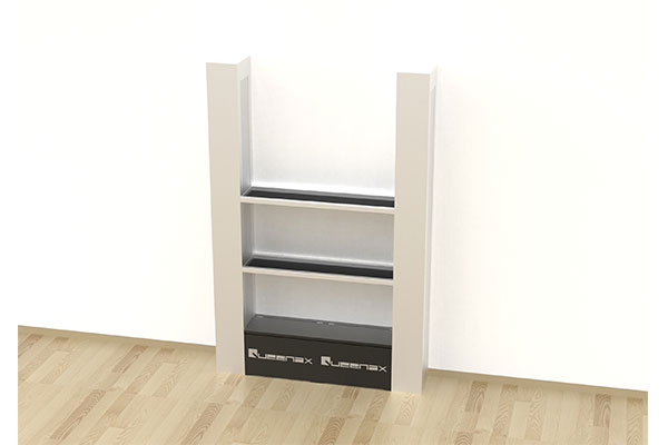 Queenax Combi Storage 2 Optional
