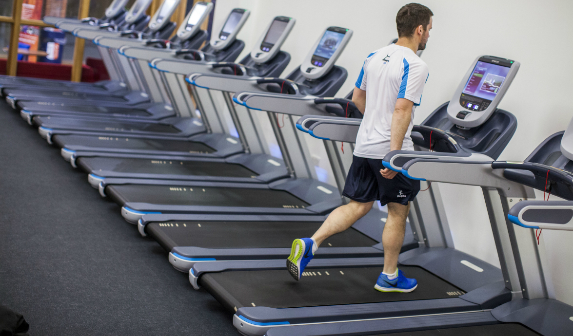 The IHRSA Health Club Equipment Report