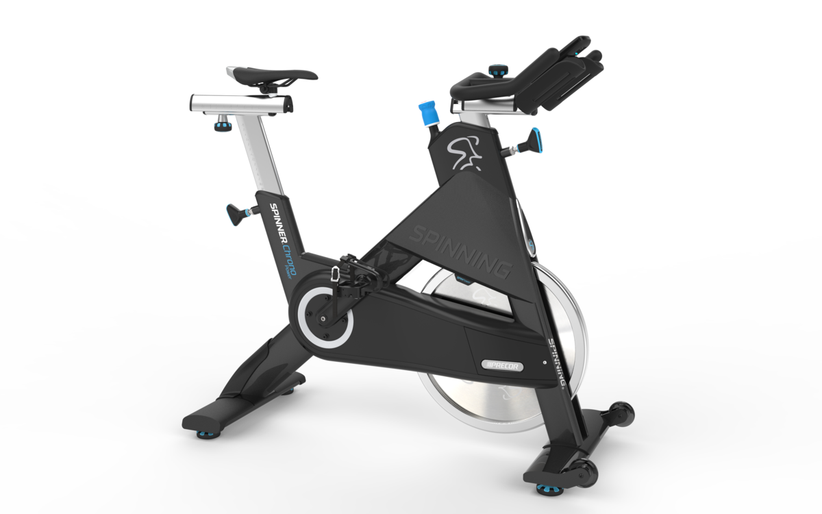 Precor Spinner Chrono Power bike