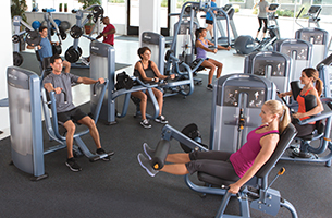 Precor Gym Equipment
