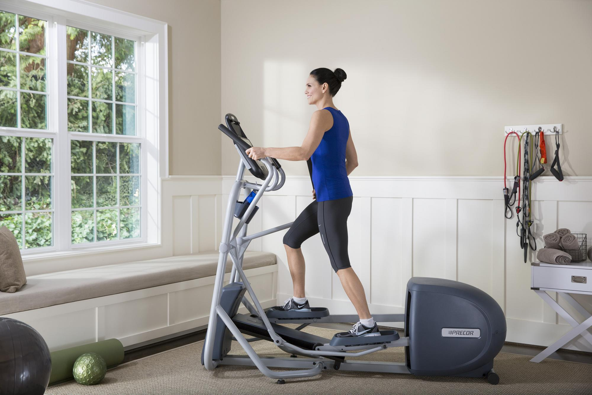 Work In Some Workout Room Right at Home - Precor (US)