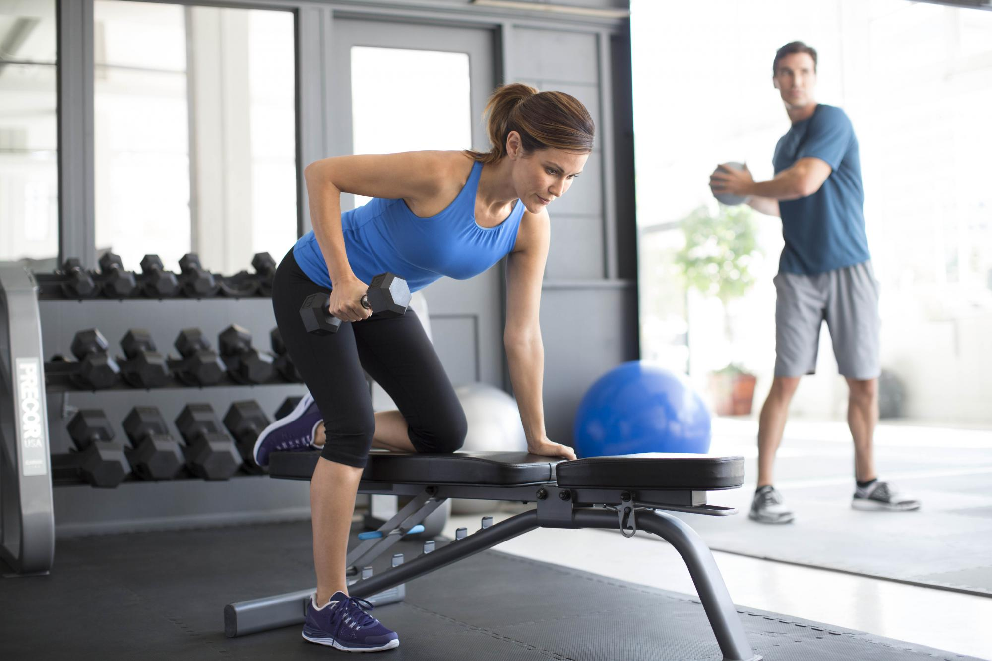 How To Get Started In The Weight Room Precor Us