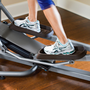 Precor Elliptical 101: Sweat & Restore