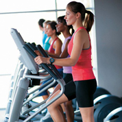Precor Elliptical 201: Interval Workout