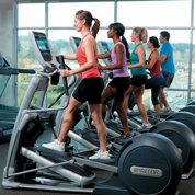 Precor Elliptical 301: Break Through the Wall