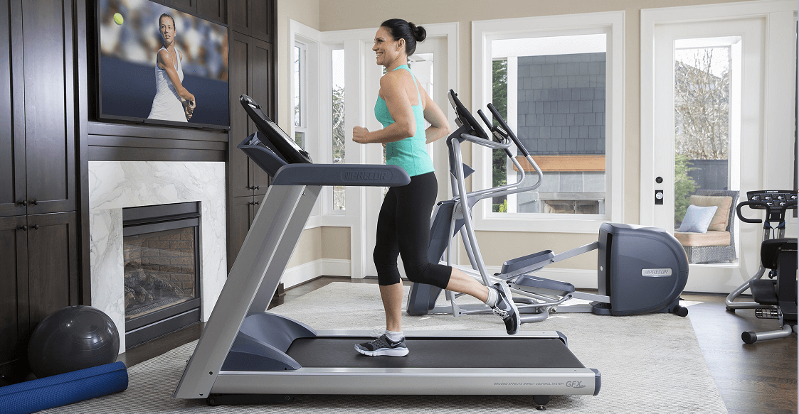 About Precor Financing