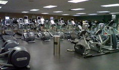 Precor equipment at MacDill Air Force Base