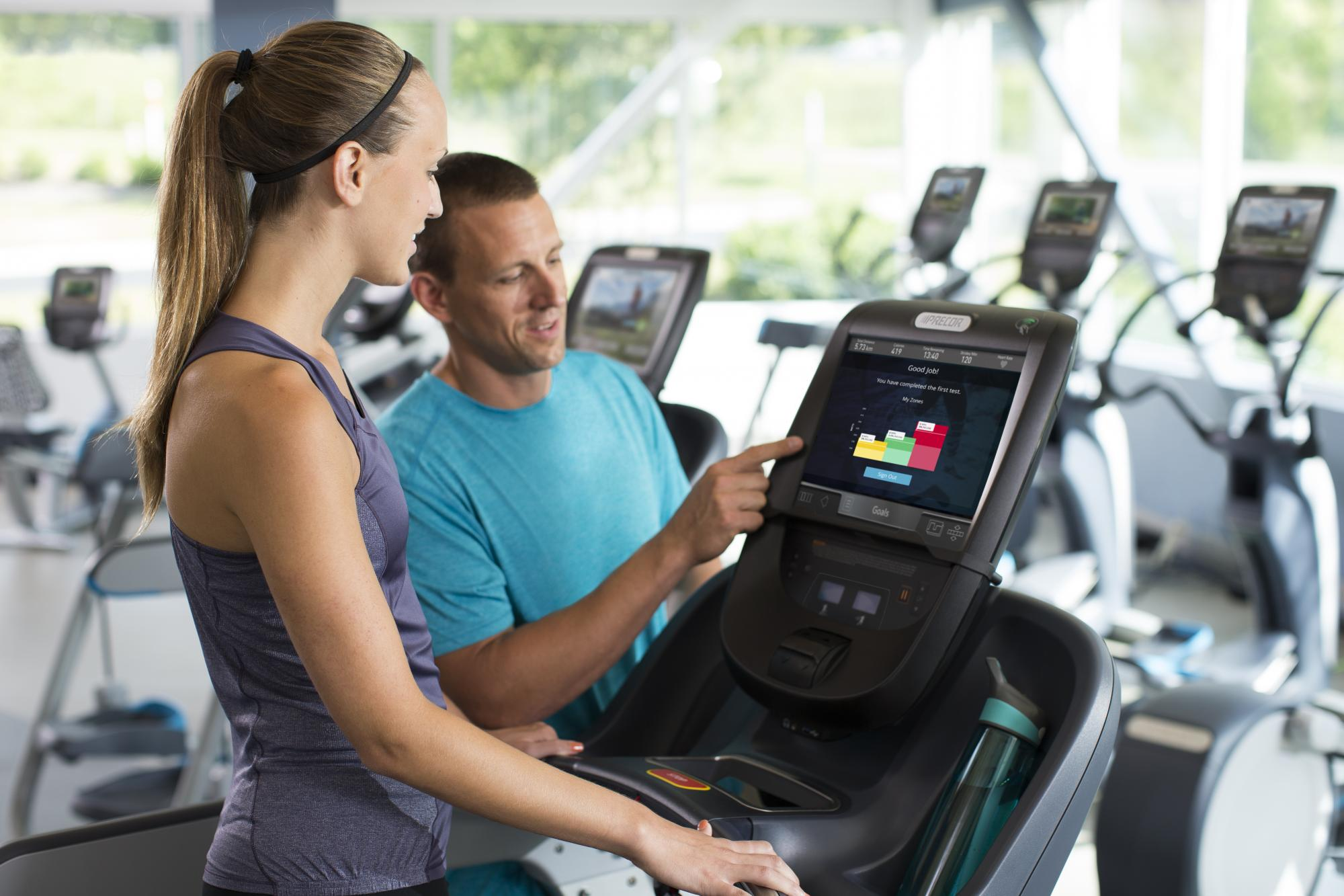 Gym Anxiety: What It Is and How to Get Over It - Precor (US)