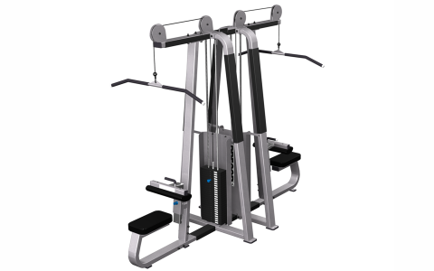 Precor Multi-Station 2-Stack CW2008