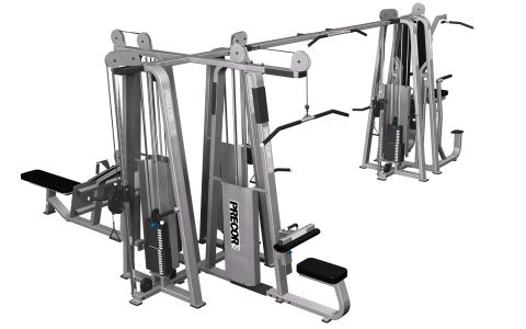 Precor Multi-Station 6-Stack CW2223