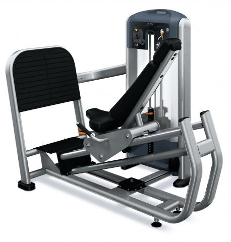 Precor Selectorized Leg Press