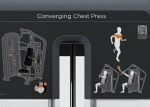 Converging Chest Press DSL0414