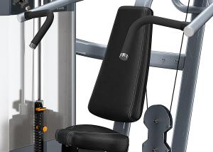 Converging Shoulder Press DSL0515