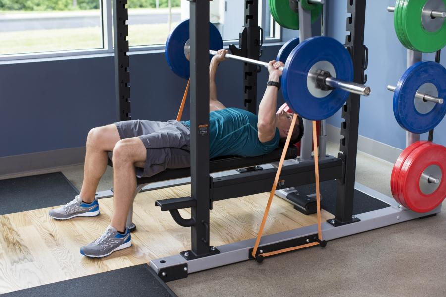 Power Rack - Benches and Racks - Precor