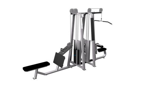 Precor Multi-Station 2-Stack CW2004