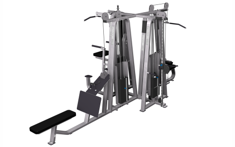 Precor Multi-Station 4-Stack CW2131