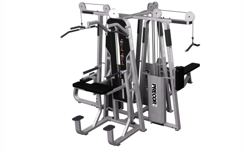 Precor Multi-Station 4-Stack CW2163