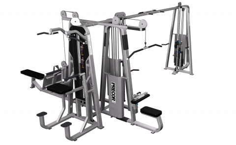 Precor Multi-Station 5-Stack CW2201