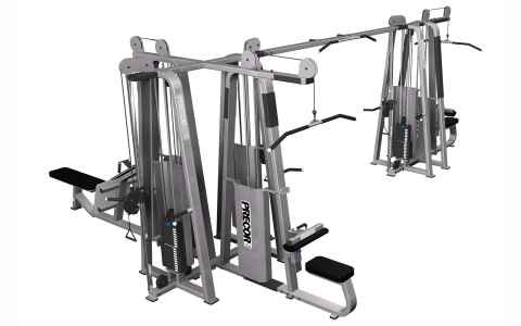 Precor Multi-Station 6-Stack CW2224