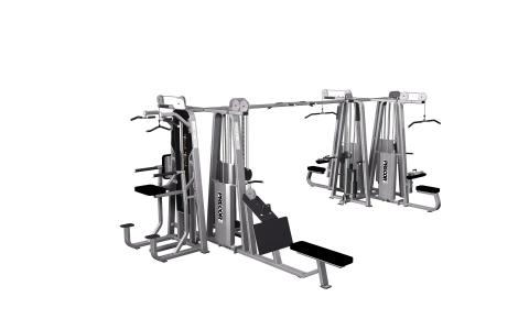 Precor Multi-Station 8-Stack CW2501