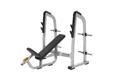 Discovery Series Olympic Incline Bench