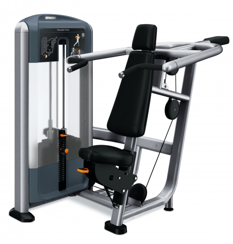 Precor Selectorized Shoulder Press