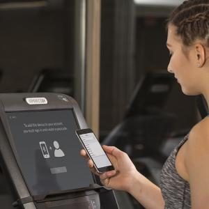 Preva Precor Account