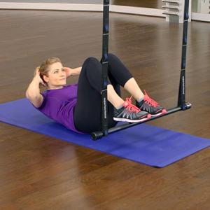 Get started with suspension fitness training with four easy workouts