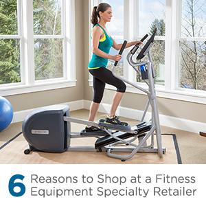 Fitness Equipment Specialty Retailer