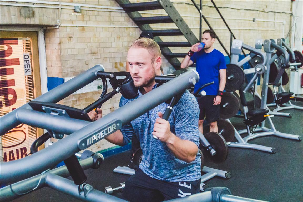 Jubilee Hall Gym, Covent Garden - Precor