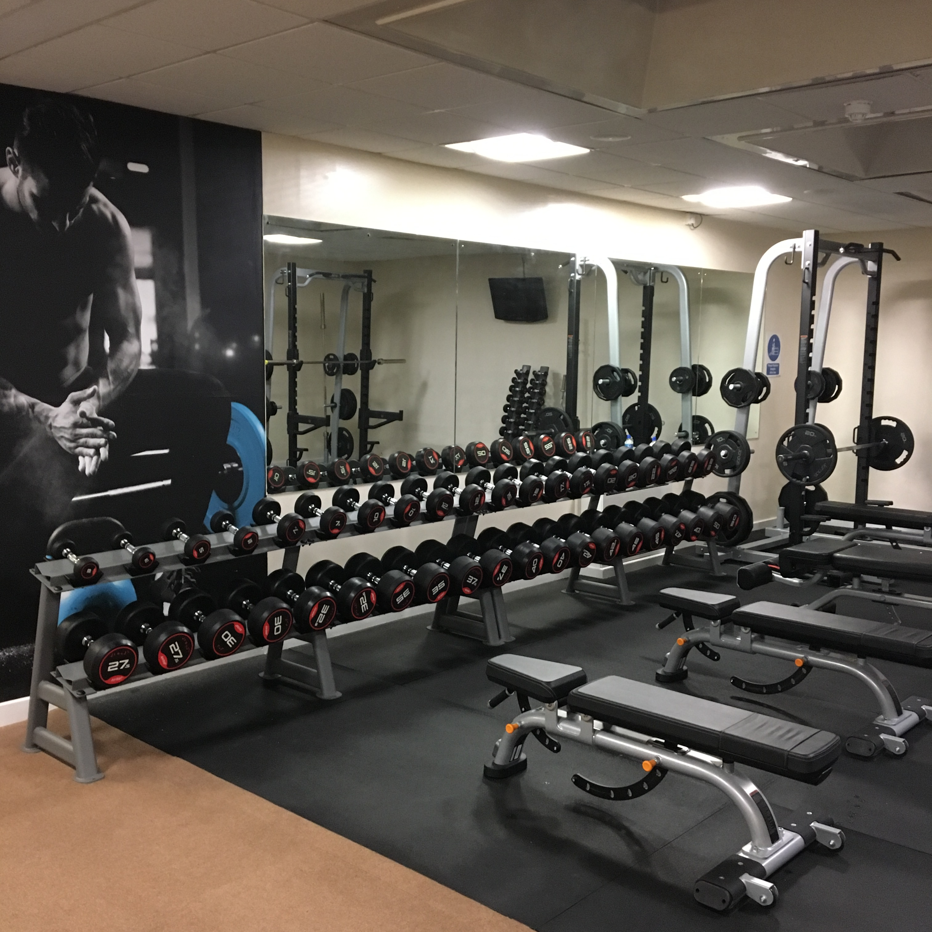 Health And Fitness: Yateleys Health And Fitness Gym