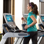 Precor Treadmill 101: Running