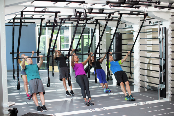 Superfunctional Queenax Functional Training Precor Us