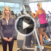 Precor AMT Coaching Tips