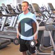 AMT Superset Active Recovery Workout