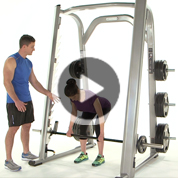 Smith Machine Total Body Blast