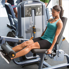 Precor Selectorized Equipment