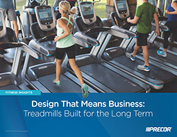 Precor Treadmill Insights