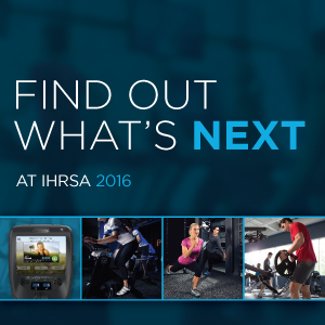 "IHRSA 2016: Precor Reveals ""What's Next"" in Fitness"