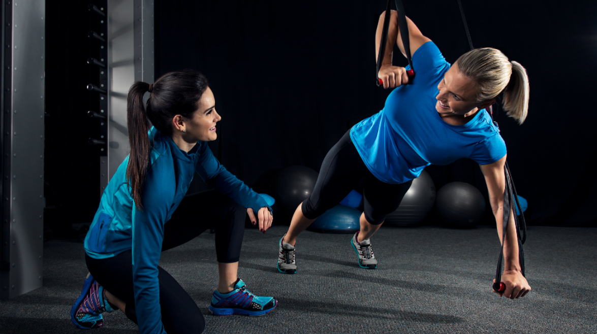 personal trainer training business fitness gym precor clapham joined spinning queenax print kpis metrics boost using cost london much west