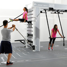 Precor Adds Queenax Modular Functional Training to Comprehensive Product Portfolio